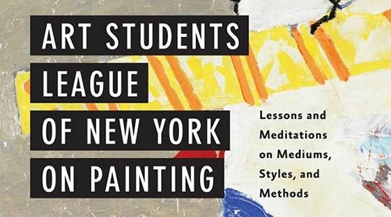 A Collaborative Art Students League Book