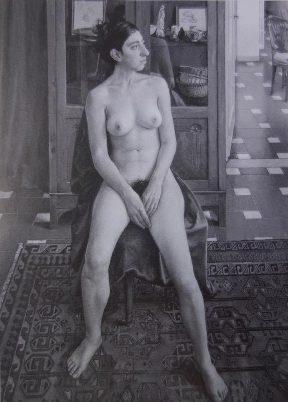 Painter Richard Maury interview