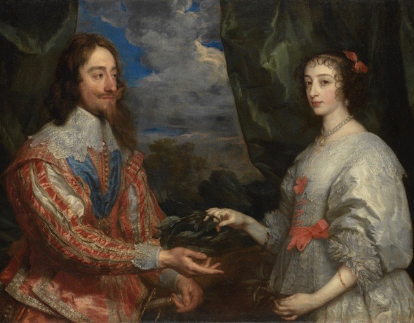 Anthony van Dyck Frick Collection