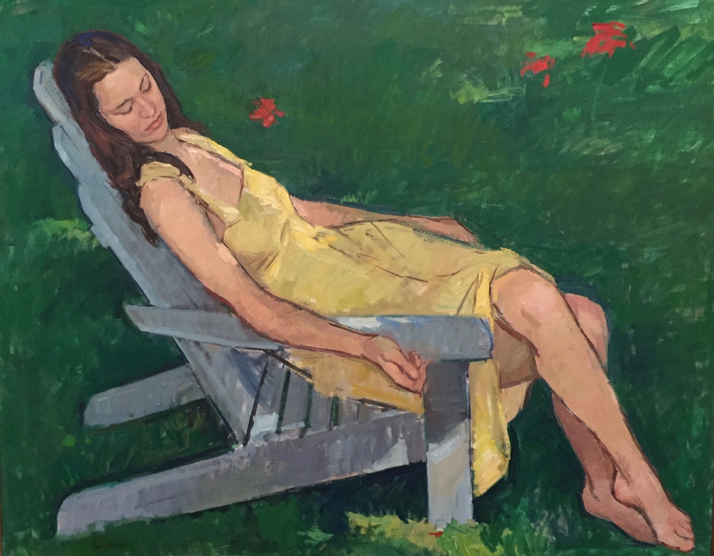Jerry Weiss at Portraits, Inc.