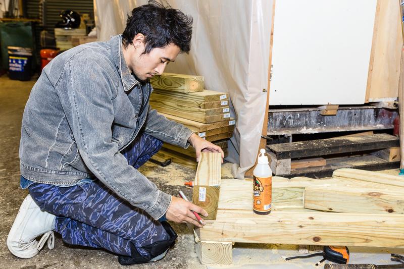 The Studio Project: Sequoyah Aono