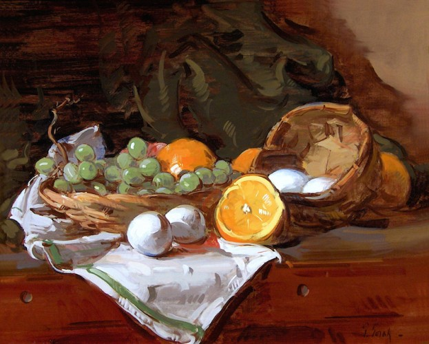 Torak_Thomas_Oranges-and-Eggs_2004_16x20_oil-on-linen