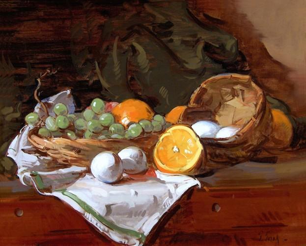Torak_Thomas_Oranges-and-Eggs_2004_16x20_oil-on-linen
