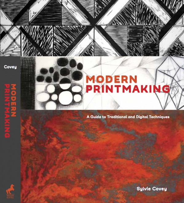Modern Printmaking book