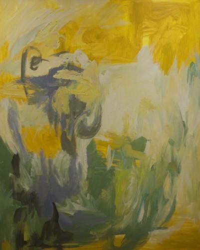 Painting by Miran Kim