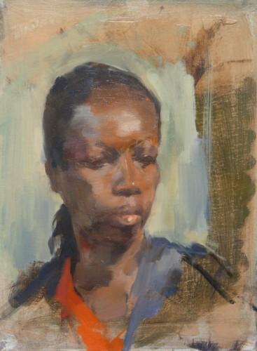 Painting by John Hingston