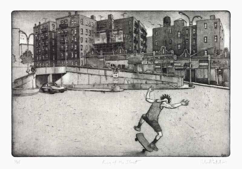 Richard Pantell Walter Wickiser Gallery