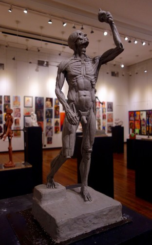 Sculpture by Gary Giacomarra