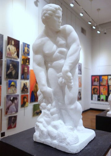 Sculpture by Maxwell Singer