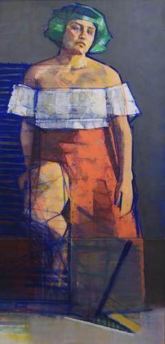 Painting by Hikaru Akieda