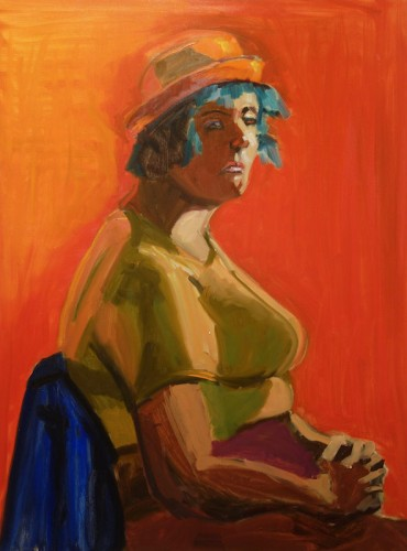 Douglas Graham, Lady in Waiting