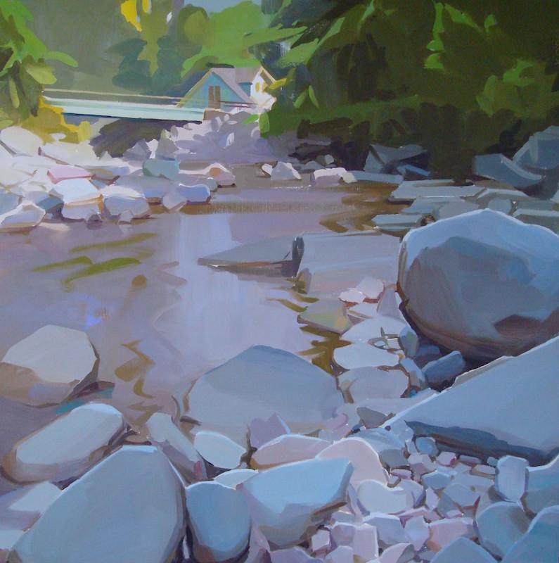 Karen O'Neil's Bearsville Stream