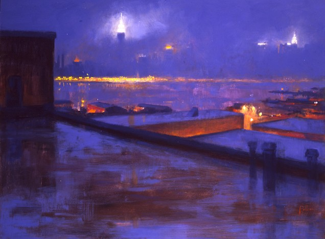 East River Nocturne