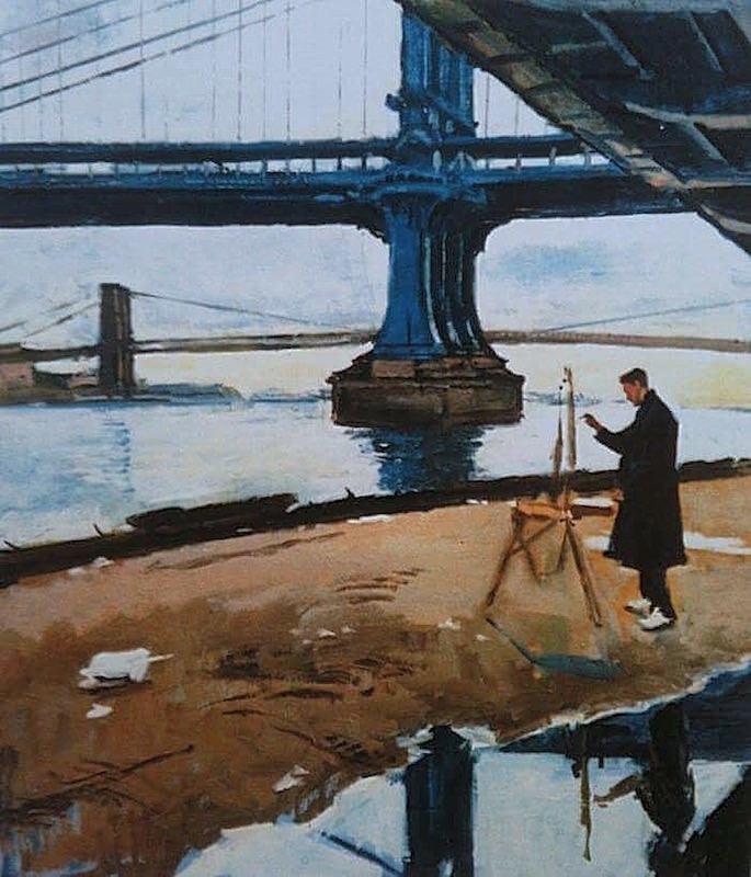 David Pena, Artist