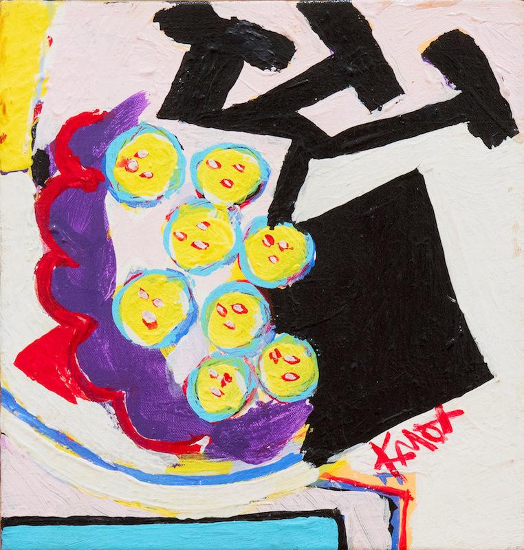 Knox Martin Personalized Freedman Art