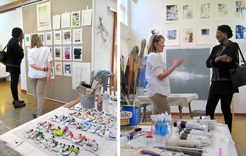 The Studio Project: Elizabeth Stockton