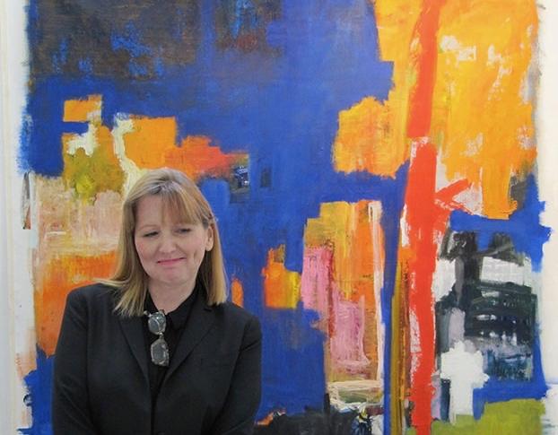 The Studio Project: Elizabeth Stockton