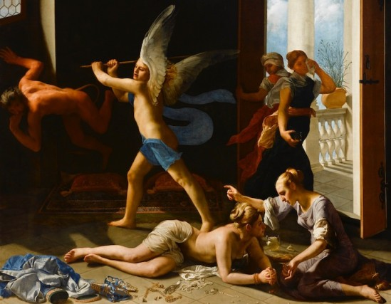 The Apotheosis of a Minor Master