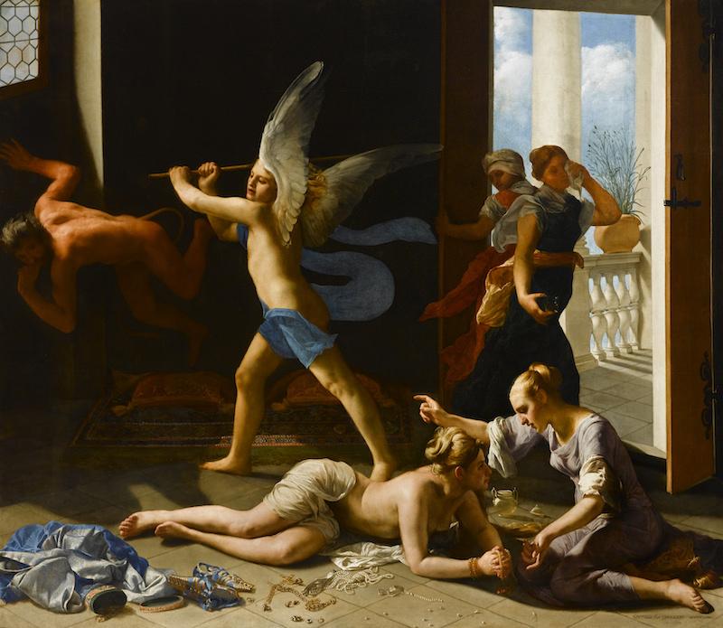 Guido Cagnacci Frick Collection