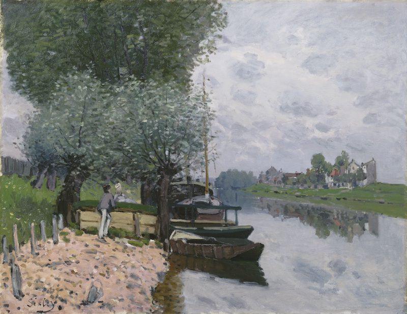 Alfred Sisley Impressionist Master