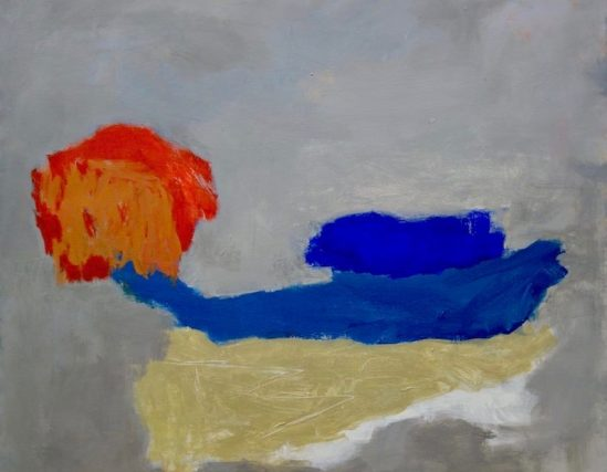 student concours Larry Poons