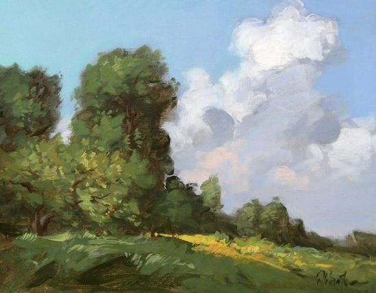 thomas torak landscape painting workshop