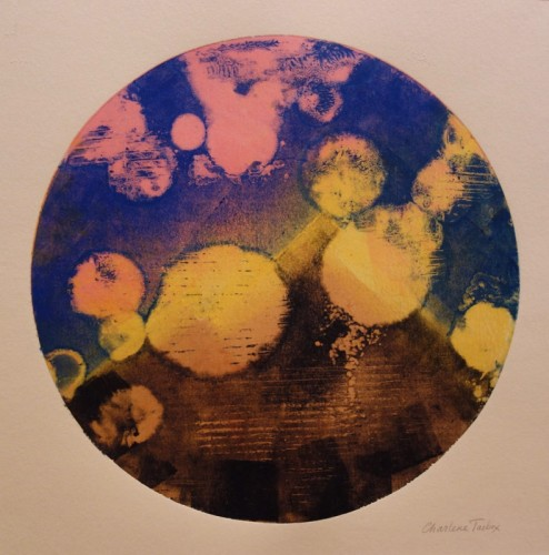 Monotype by Charlene Tarbox