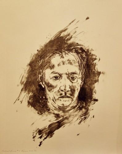 Lithograph by Jennifer Vignone
