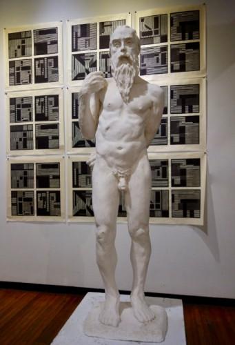 Sculpture by Ramon Sierra