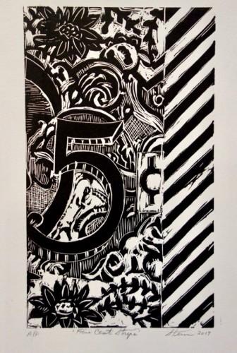 Print by James Steere