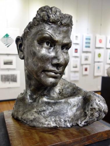 Sculpture by Yamileth Hurysar