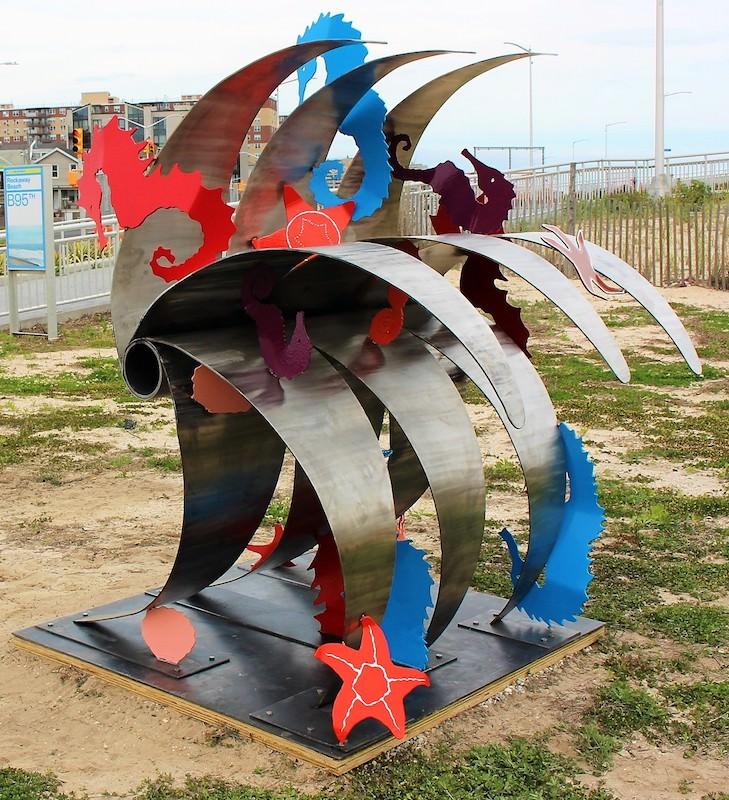Anne Stanner Exhibiting Sculpture in Three Exhibitions