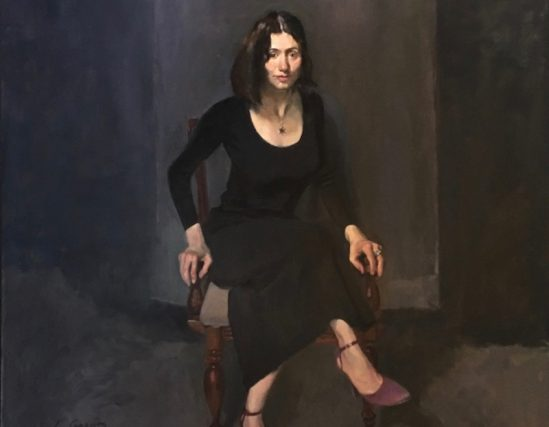 Leonid Gervits in <i>The Portrait Project</i> at Westbeth Gallery