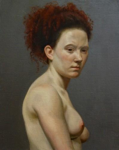 Painting by Fulvia Zambon