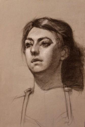 Drawing by Joseph M