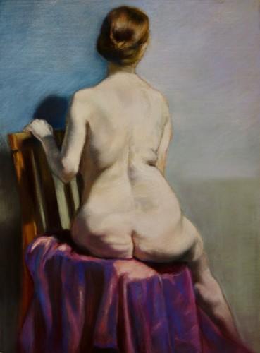 Pastel by Joy Becker
