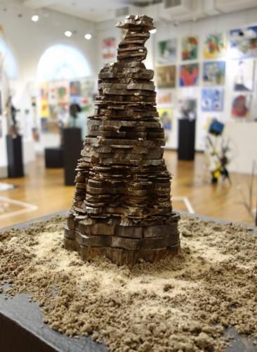 Sculpture by Noriko Watanabe