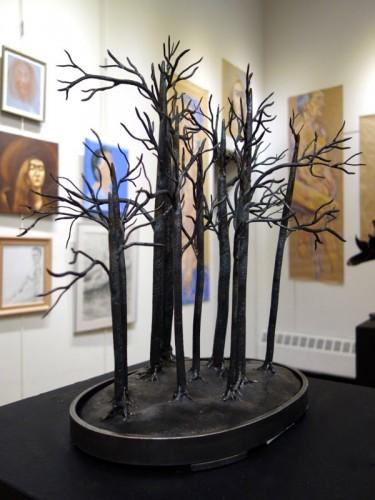 Sculpture by Miles Kucker