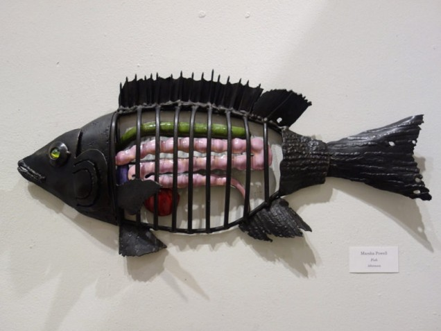 Sculpture by Marsha Powell