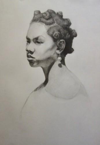 Drawing by Jennifer Sipila