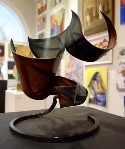 Sculpture by Ronald Lindahl