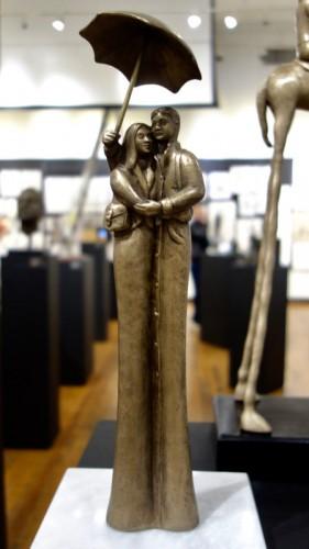 Sculpture by Larry D'Arrigo