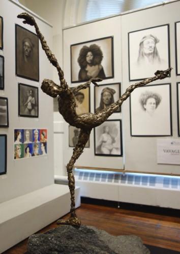 Sculpture by David Hallberg