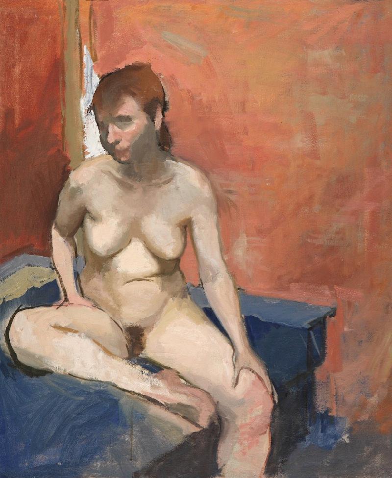 Painter Jerry Weiss Remembers Fellow Artist Susan Mazer