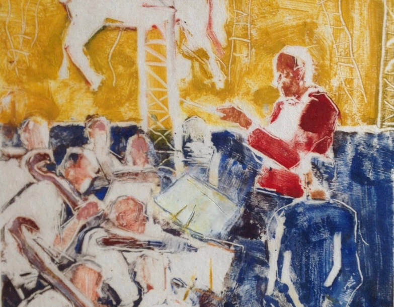 Mary Beth McKenzie's Monotypes Acquired by New-York Historical Society
