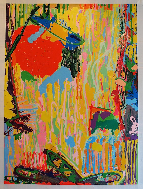 Peter Reginato in Three-Person Show at Walter Wickiser Gallery