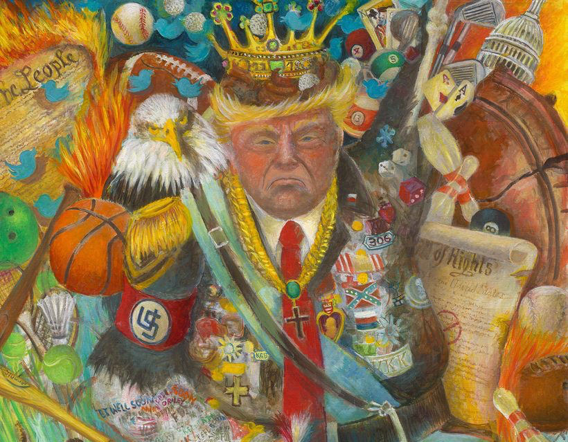 Politics on Canvas