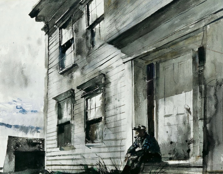 Andrew Wyeth's Hundredth Birthday