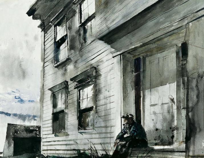 Andrew Wyeth's Hundredth Birthday