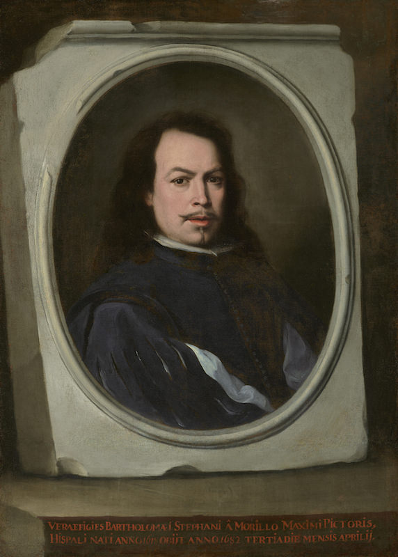 murillo self-portraits